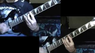 Guitar cover - Vehemence - By your bedside