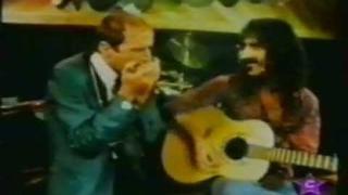 Gunston raps & jams with Zappa
