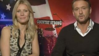 "Gwyneth Paltrow & Tim McGraw ""Me and Tennessee"" Music Video: Country Strong Soundtrack"