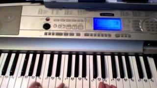 Hallelujah- piano lesson (EASY) Rufus Wainwright Todd Downing