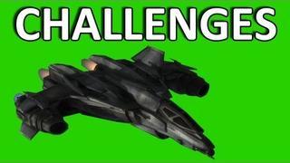 ► Halo: Reach Challenges - Pod Kettle Black - Challenge Tutorial