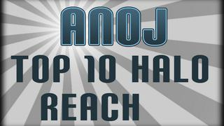 Halo Reach: Top 10 Sticks: Episode 7 by Anoj (Gameplay/Countdown)