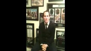 Happy New Year by Chuck Comeau