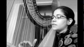 [Harp cover] Jueves - La Oreja de Van Gogh