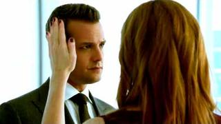 harvey/donna, too afraid to love you