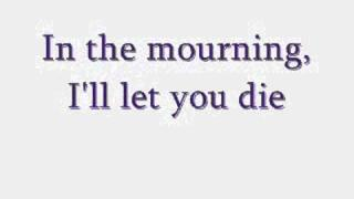 Hayley Williams & Taylor York - In The Mourning (w/ lyrics)