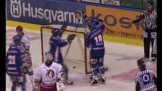 HC Kladno - zápas