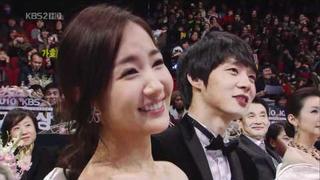 [HD] 101231 KBS Drama Awards ♥ 박유천 Park Yoochun [Red Carpet + Cute Moments~^^]