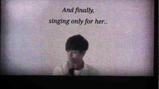 [HD Fancam] Kim Hyun Joong FM in SG - VCR (Video interlude)