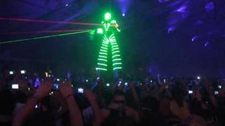 (HD) (Part 1 of 12) Carl Cox - Live @ Ultra Music Festival 12 (2010-03-26)