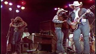 HD The Marshall Tucker Band with CDB - 24 Hours At A Time - Volunteer Jam Movie 1975
