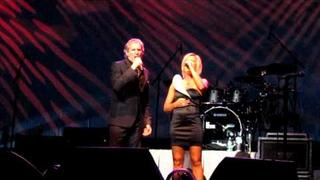 Helene Fischer, Michael Bolton, The Prayer, Life in Vienna July 2011