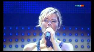 Helene Fischer - Time to say goodbye - In Live - Emission TV.avi