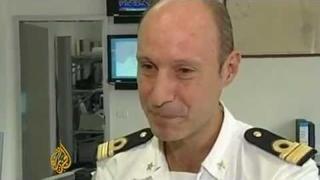 Hero and villain in Italian cruise ship Captain De Falco & Schettino