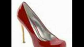 Hilarious  -  Sexy Red Shoes  For Women