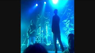 HIM -- Lily Lazer Solo/Wicked Game -- Live at The Orbit Room Grand Rapids MI (4/6/2010)