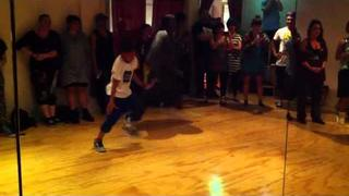 Hip Hop Dance Class - Tony Czar and Lil BIGZ