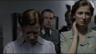 Hitler reacts to Chev badges on Commodores