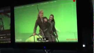 Hobbit ( Legolas and Tauriel)