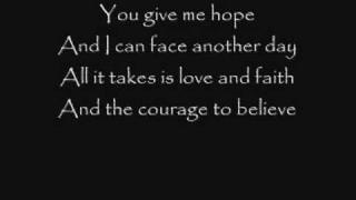 Hope - Paul Brandt w/ Lyrics