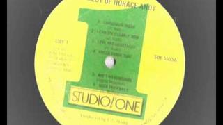 Horace Andy - Aint No Sunshine - Organ Version (Best One ) Studio 1 Records