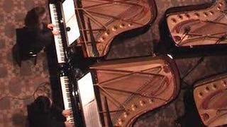 Horizon, Simeon ten Holt by Piano Ensemble