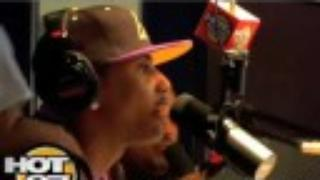 HOT 97- Angie interviews Fab
