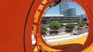 Hot Wheels World Record Double Loop