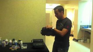 Howie D Tour Diary: Backstage at NKOTBSB