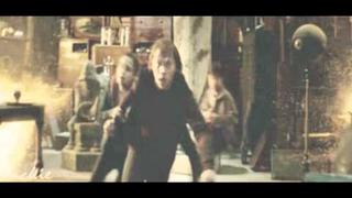 [HP7 Scenes] Ron and Hermione - Numb