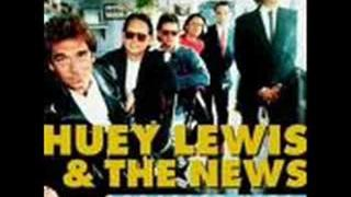Huey Lewis And The News - If This Is It