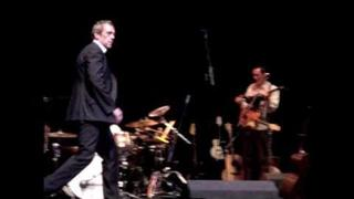 Hugh Laurie Blues Live @ RNCM Manchester - 7 May 2011