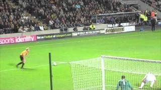 Hull City 2 Derby County 0 (Championship 2010 - 11)