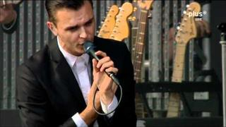 Hurts - Stay Live @ Rock am Ring 2011 HQ