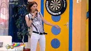 I feel so good - Natalia Barbu - TV Show Song Romania Music