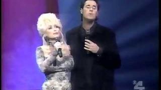"""""""I WILL ALWAYS LOVE YOU"""" - Dolly v remaku své vlastní skladby - tentokrát jako duet s Vincem Gillem /live CMA Awards 1995/"""
