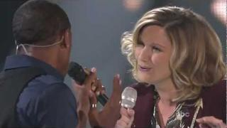 """I WILL ALWAYS LOVE YOU"" - Jennifer Nettles & J Rome - The Duets show"