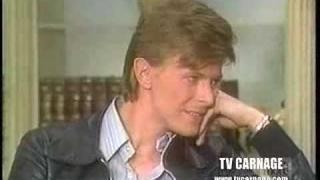 Iggy Pop & David Bowie - Dinah Shore 1977 rare full interview 2