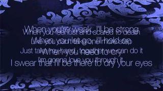 I'm Gonna Love You Through It (with lyrics) - Martina McBride