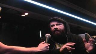 In Flames interview Anders Friden 2012