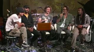 Incubus answers questions from the web @ HQ Live
