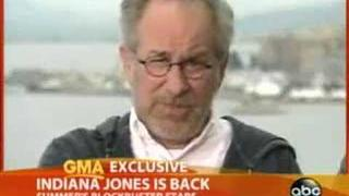 Indiana Jones 4 cast Interview Cannes 2008