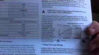 Insane Bass Xs Power XP1000 16 volt battery unboxing