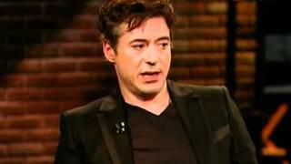 Inside The Actors Studio - Robert Downey Jr.