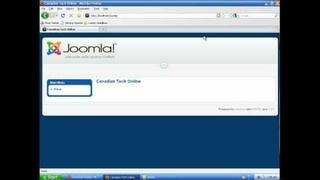 Install Joomla on your Windows computer using WAMP server