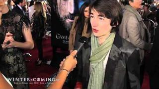 Interview - Game of Thrones Season 3