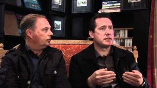 Interview OMD - Andy McCluskey and Paul Humphreys (part 1)