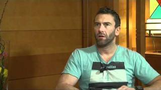Interview s Petrem Nedvědem z HCBT...