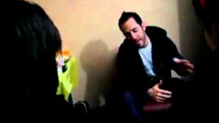 Interview with Chuck Comeau Part 1