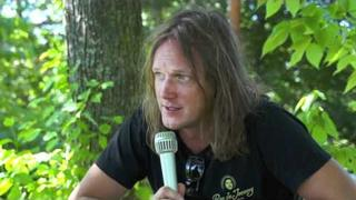 Interview with Henkka from Children Of Bodom at Heavy MTL.